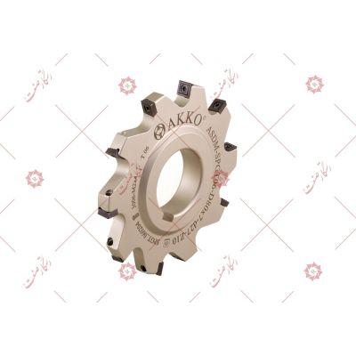 Disk milling cutter