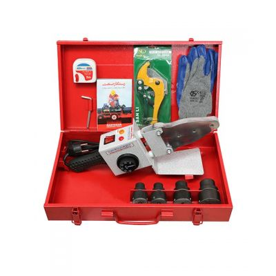 PPR pipe welding machine with 4 socket