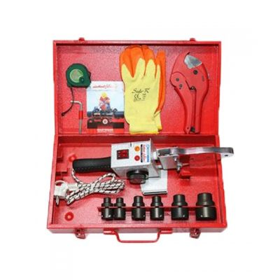 PPR pipe welding machine with 6 socket