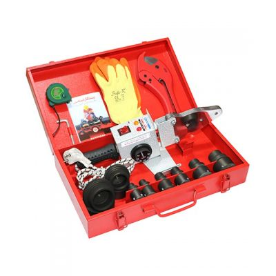 PPR pipe welding machine with 8 socket