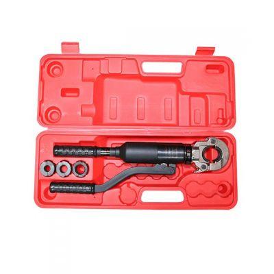 RSCo hydraulic manual PEX pipe press