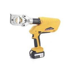 Battery powered hydraulic crimping tools