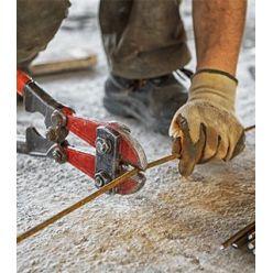 Manual Rebar Cutter