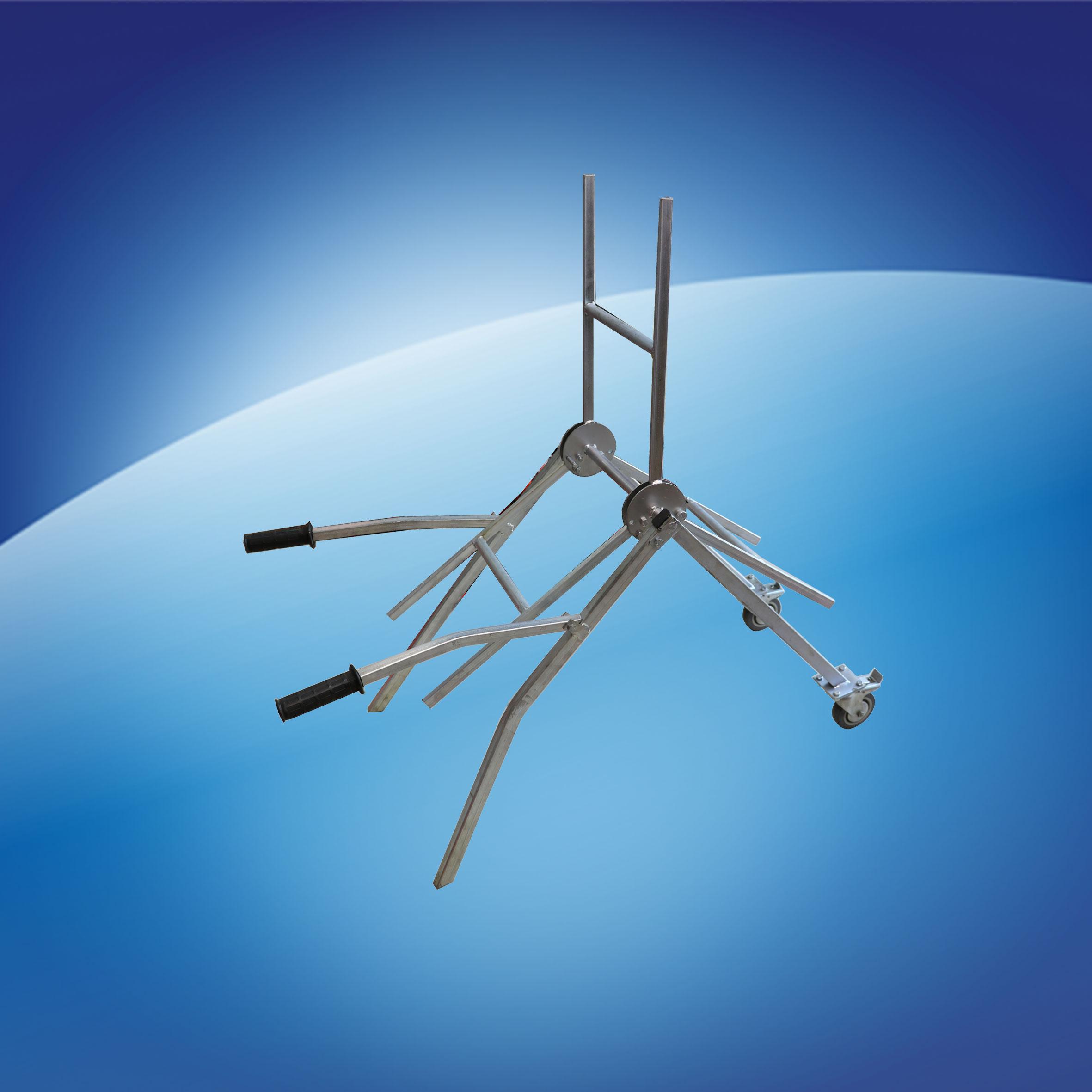 روش استفاده از دستگاه رول بازکن لوله پنج لایه